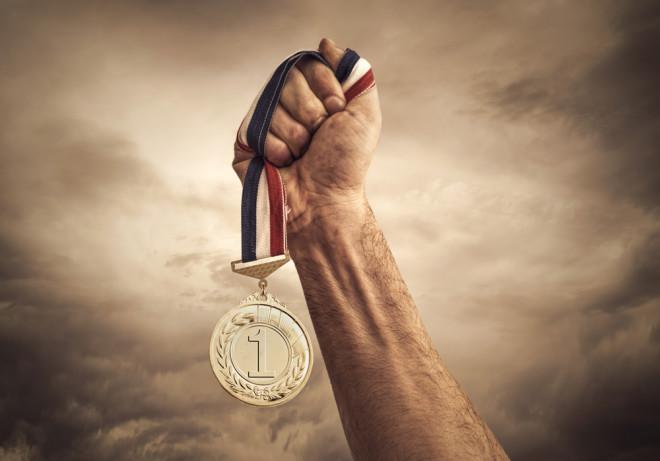 Desde os primórdios utilizamos as medalhas para classificar os vencedores