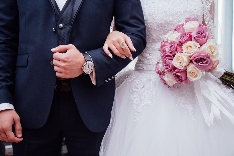 Tendência: placas de casamento personalizadas