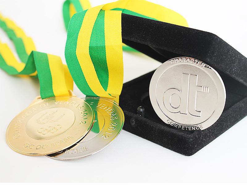 Dicas para preservar suas medalhas personalizadas